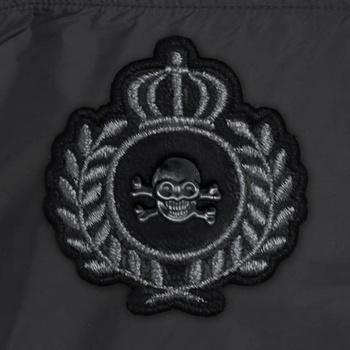 Manteau LEMMY (idéal pour les Bouledogue et les Carlin)