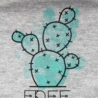 Tee Shirt Cactus