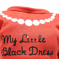 Tee Shirt BLACK DRESS