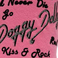 Sweat Shirt ROCK & ROLLS PINK HOOT
