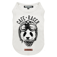 T-shirt Panda Racer