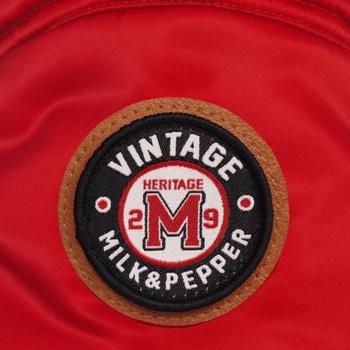 Manteau CAMPUS RED