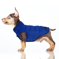 Manteau Réversible ETHAN (Camouflage et Bleu)