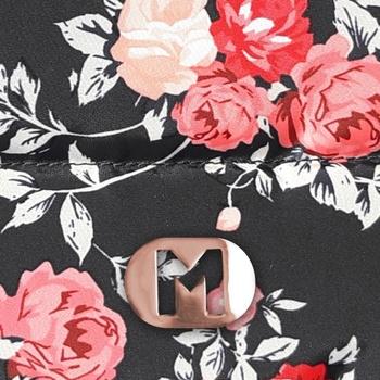 Manteau Réversible LILIROSE (Fleuri et Rose)