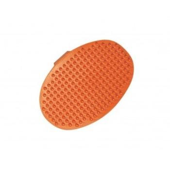 Brosse Caoutchouc ovale 13 X 9 cm