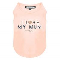 Tee-Shirt I Love My Mum
