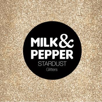 Noeud Papillon Stardust Gold (Milk & Pepper)