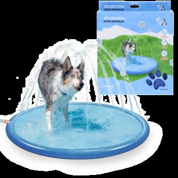 CoolPets Splash Pool