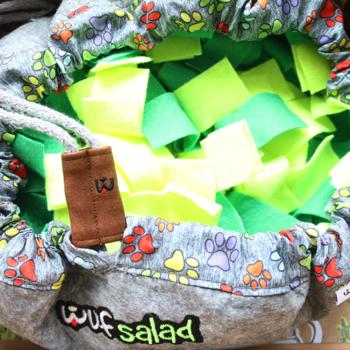 Wuf Salade