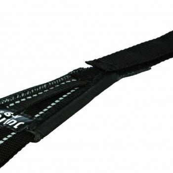 Ceinture de renfort en Y noire pour Harnais JULIUS-K9