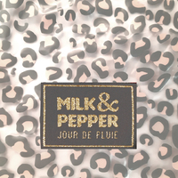 Impermeable Farah Milk And Pepper