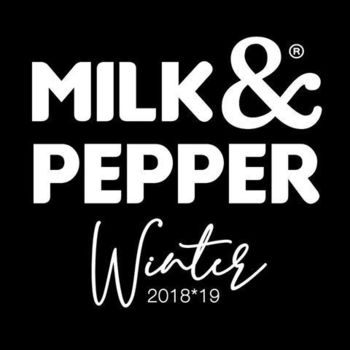 Vêtements Milk & Pepper Collection Automne / Hiver 2018-2019
